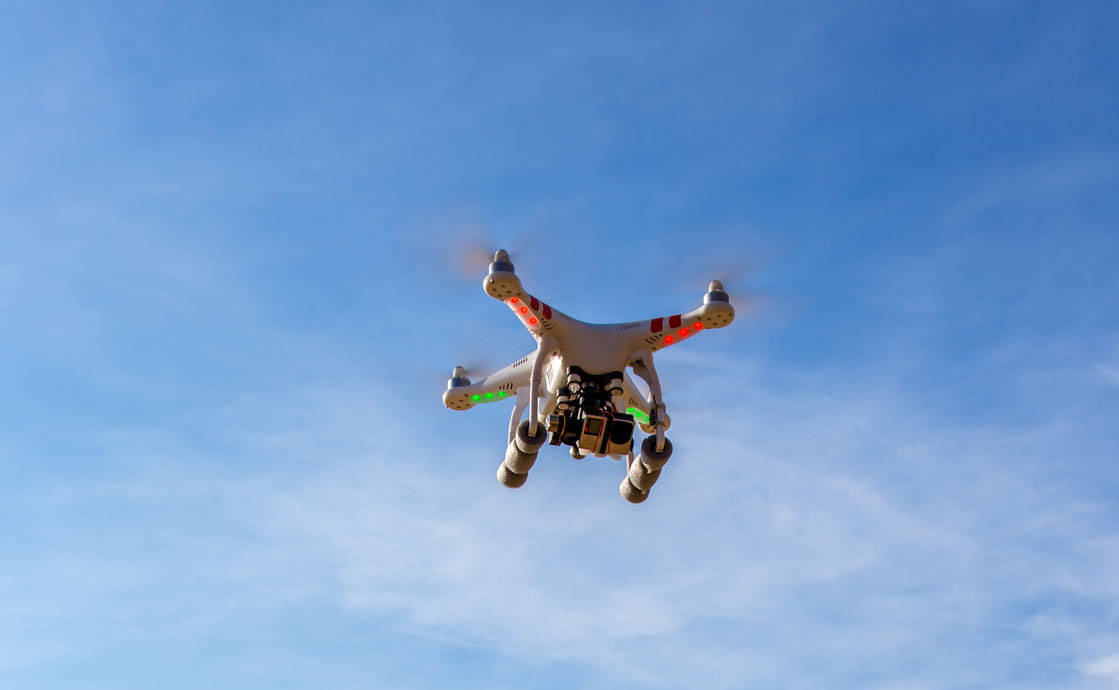 Drone Use in construction