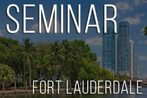 Lien Law Seminar Fort Lauderdale