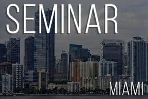 Miami Lien Law Seminar