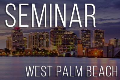 West Palm Beach Lien Law Seminar
