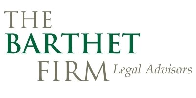 The Barthet Firm Logo